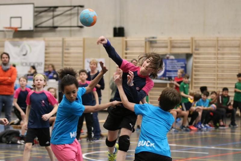 Handball Schüeli 2020 - jetzt anmelden!