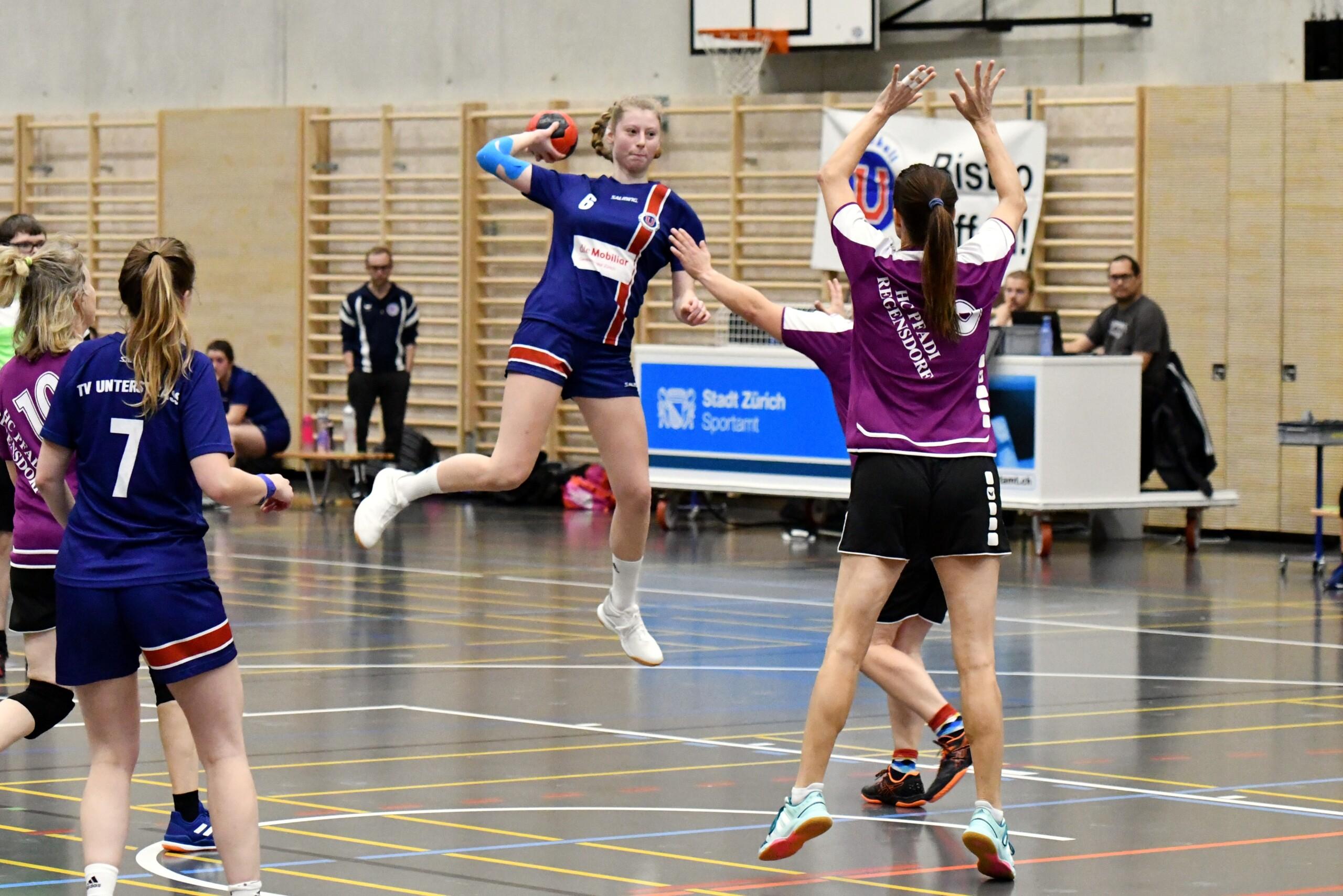 TVU Handball