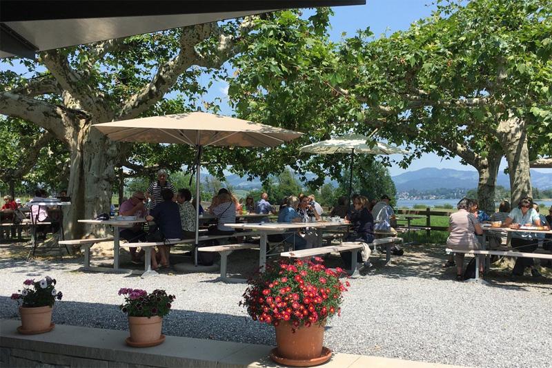 Nach dem erfolgreichen Neustart beim Juni-Hock, geht es am 24. Juni auf die erste Reise. Ziel ist die Insel Ufenau im Zürichsee.